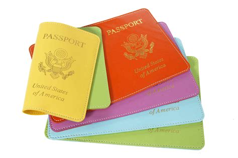 passport colors colorful passport covers from dann