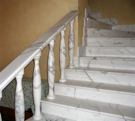 marble staircase white marble staircase railing stairs and kitchen design