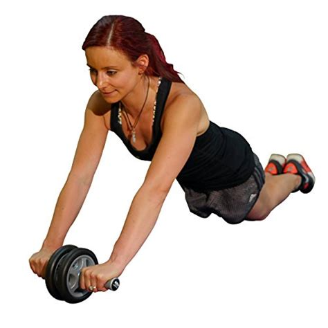 Sale Elite Fitness Ab Roller Ab Wheel Ab Machine Alat the ab wheel roller pro 1rated ab roller on