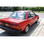 1989 Toyota Tercel DX Sedan 2 Door 15L For Sale In