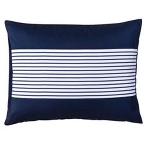 Navy Blue Standard Pillow Shams by 1000 Images About Navy Blue Pillow Shams On