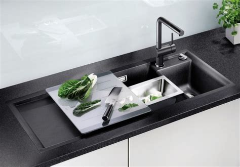 more comfort with flush mount sinks blanco