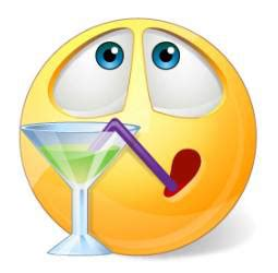 cocktail smiley | cocktails, cocktail glass and glasses