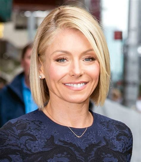 kelly ripa s top 10 greatest haircuts hairstylec