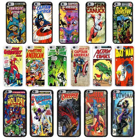 Vintage Marvel Comics Z1665 Iphone 7 dc marvel comic book cover for apple iphone 6 plus no 7 ebay