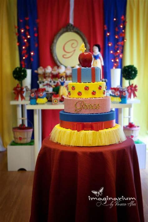 207 best images about snow white birthday party on