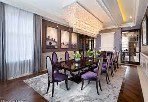 mansion dining room london mansion in hstead comes with a rotating
