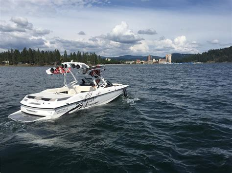 axis boats idaho 2012 axis a22 vandall edition fully loaded for sale in