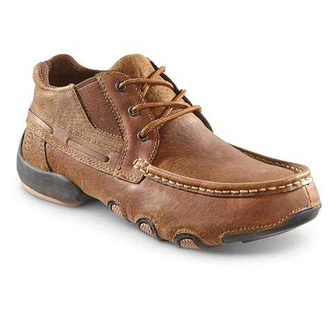 roper s high country cruise moc casual shoes 668747