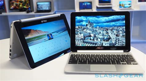 Laptop Acer Flip asus chromebook flip is a convertible chrome os slashgear