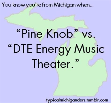 Pine Knob Theater by 17 Best Images About The Mitten Michigan On