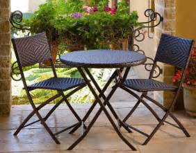 Cheap Bistro Patio Set 3 Discount Rattan Patio Furniture For Outdoor Restaurant