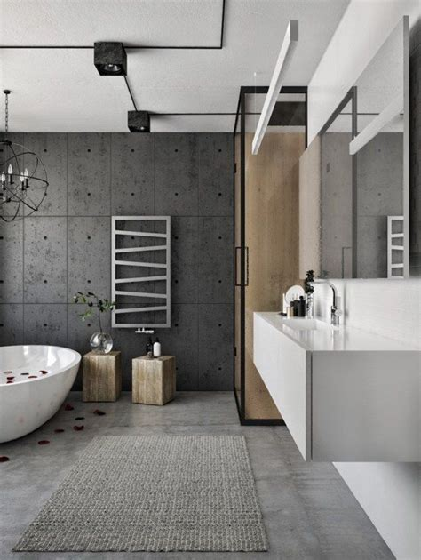 Modern Loft Bathroom Design Best 25 Modern Lofts Ideas On Modern Loft