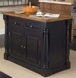 buy monarch kitchen island set with granite top