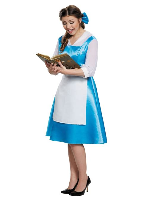Adlt Out Of The Blue blue dress