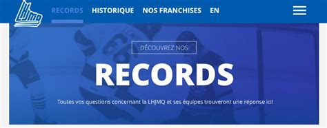 section records chiffres int 233 ressants en vue du week end 7 lhjmq