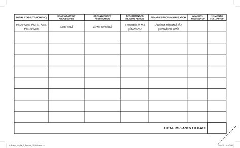 record book template search results for printable patient sign in sheet