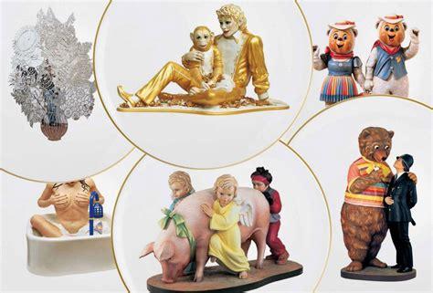 koons basic art series news jeff koons banality series bernardaud 150 years new art editions