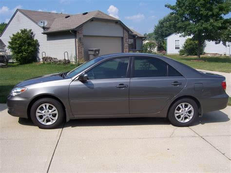 2005 Toyota Camry Le V6 2005 Toyota Camry Pictures Cargurus