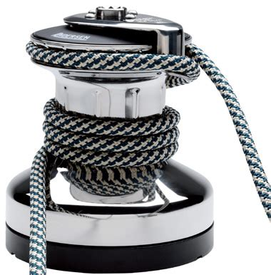boat winch rope how to service your winches the rigging company