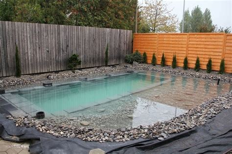 How To Build A Pool In Your Backyard This Swiss Man And Son Build Epic Diy Natural Swimming