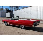 1968 BUICK WILDCAT CONVERTIBLE  182425