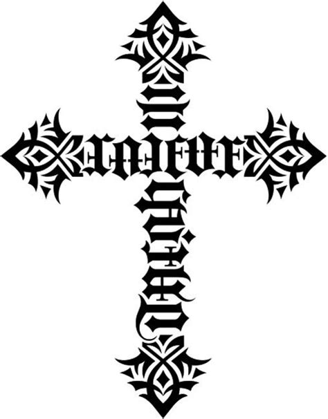 tattoo fonts net ambigram 9 best cross wall painting images on celtic