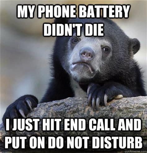 Battery Meme - dead phone meme memes