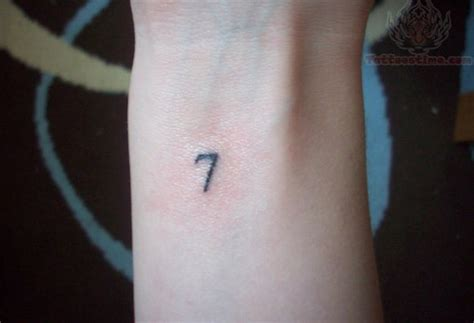 tattoo number maker 22 wrist number tattoos collection