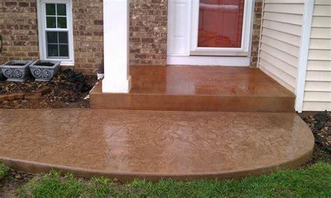 acid wash concrete patio acid washed concrete driveway concrete acid staining