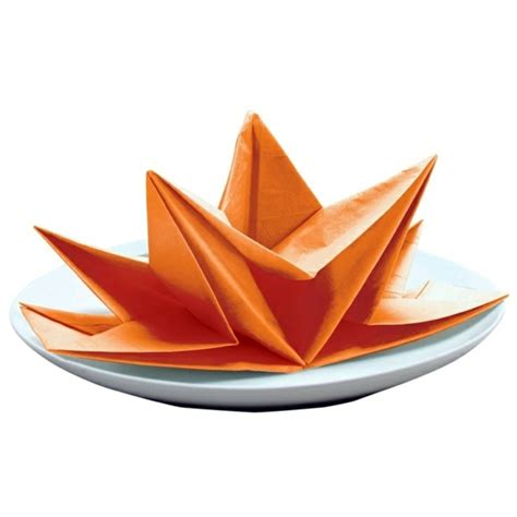 Folding Paper Napkins Fancy - paper napkin folding create festive