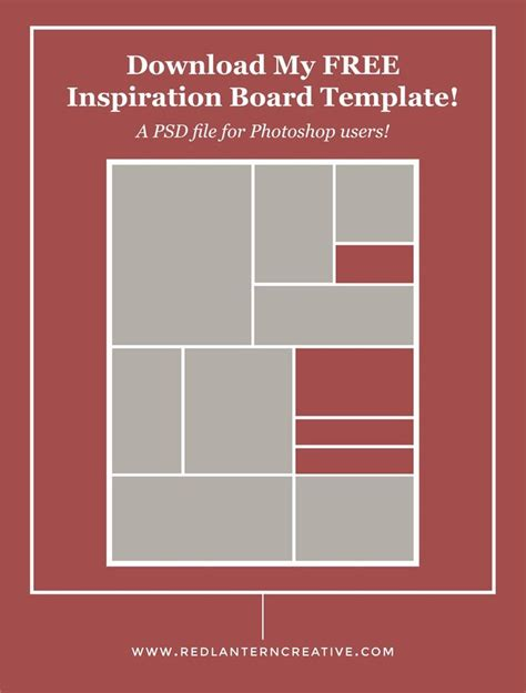 17 best ideas about vision board template on pinterest