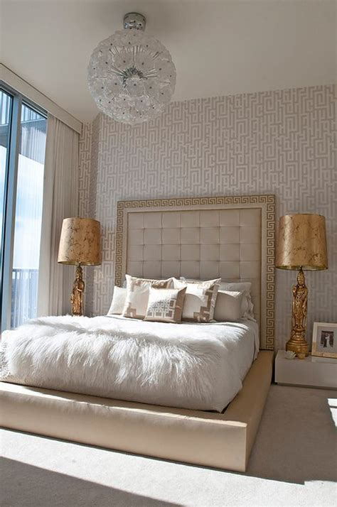 gold bedroom ideas gold and cream bedding cynthia reccord dreamy bedrooms