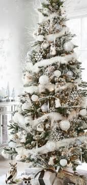 tree silver white: about white christmas trees on pinterest christmas trees white