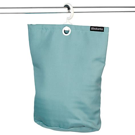 Buy Brabantia Hanging Laundry Bag Mint John Lewis Hanging Laundry Bag