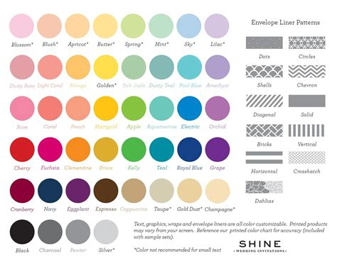 create wedding color palette what s your wedding color palette wedding invitations