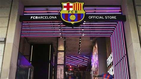 barcelona official store fc barcelona and nike move into barcelona city centre fc