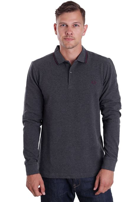 fred perry twin tipped fred perry inky blue girl polo fred perry twin tipped graphite marl carbon blue