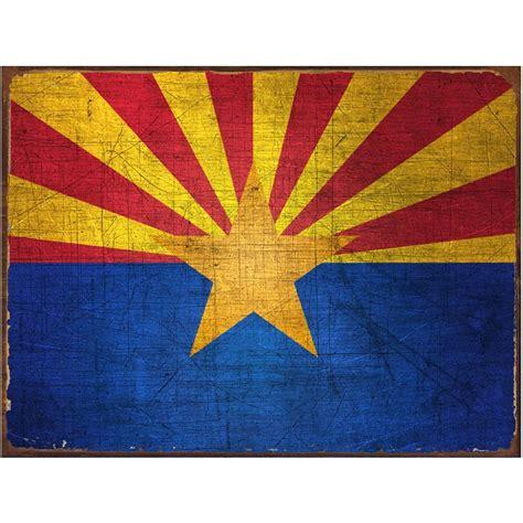 arizona state colors arizona state flag