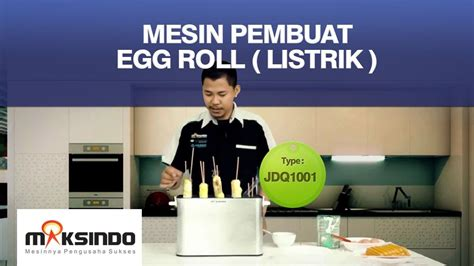 Mesin Egg Roll mesin pembuat egg roll snack telur sosis