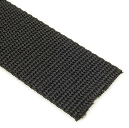 Awning Tie Down Straps Nylon Webbing Black