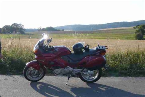Motorrad Gedrosselt 48 Ps Kaufen by Honda Deauville 650 Rc 47 Bj 1999 Auf 48 Ps Bestes