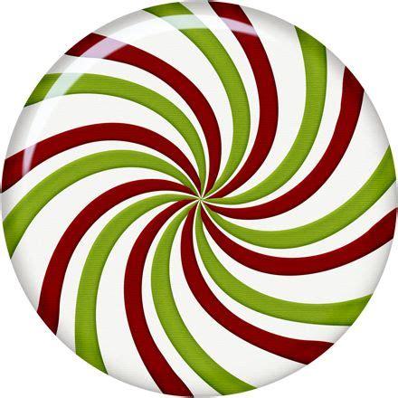 peppermint patty | botones, bastones y adornos navideños