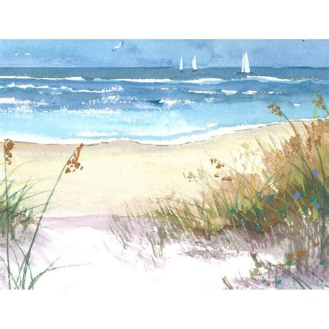 watercolor tutorial beach 331 best art watercolor techniques ideas images on