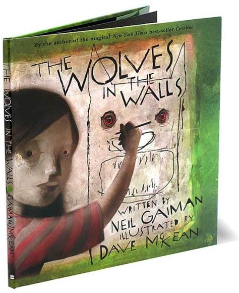 The Wolves In The Walls out for the wolves in the walls horror fiction