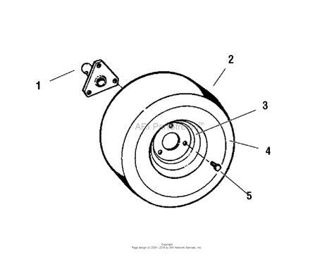 simplicity  snow tires wheels  hub kit parts diagram  tire wheels  hub