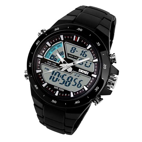 skmei 1016 s waterproof analog digital sports