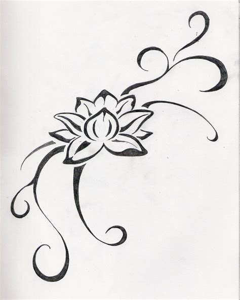 june flower tattoo small lotus flower gallery flower