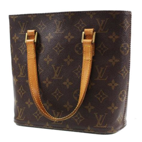 louis vuitton vavin pm hand  vintage brown monogram