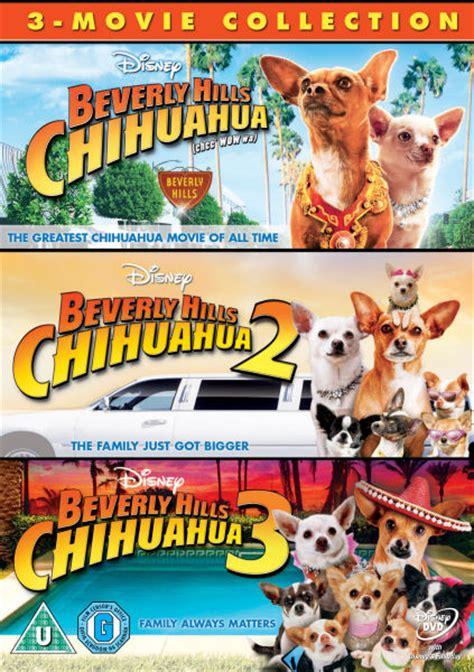 Cyber Monday Home Decor by Beverly Hills Chihuahua 1 3 Dvd Zavvi Com